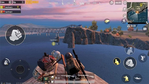 PUBG Mobile Fantastic Duo