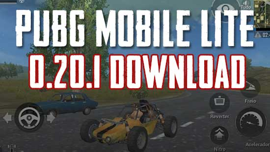 PUBG Mobile Lite 0.20.1 Download