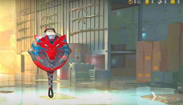 Crimson Fox Set - Pan in PUBG Mobile Lite