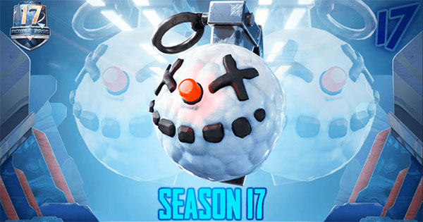 Explosive Snowball helps to blow your enemies