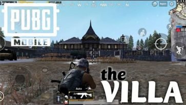 PUBG Mobile Vikendi Map