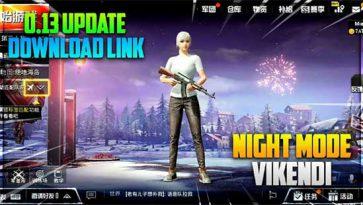 Download PUBG Mobile 0.13.0