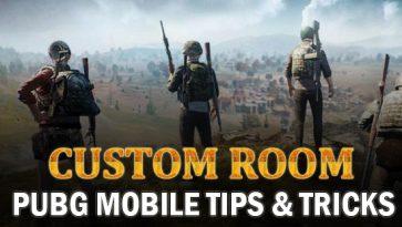 Play Custom Room PUBG Mobile